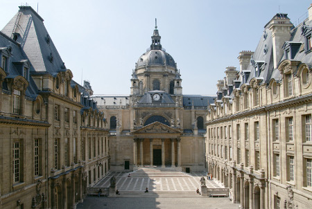 Sorbonne Chapelle-Litterature